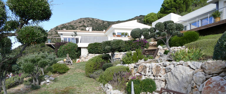 VILLAS / HOUSES for rent Rentals in Empuriabrava (Costa Brava in Spain)