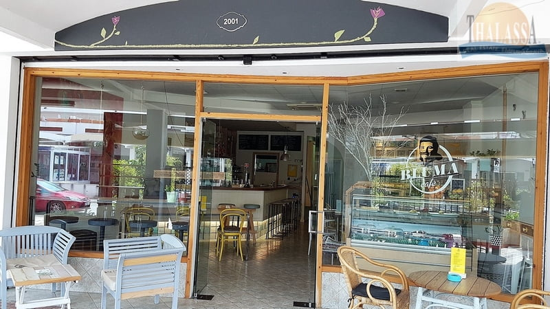 CAFE BLUMA EMPURIABRAVA