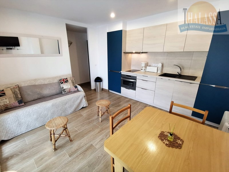 Apartamento PORT EMPURIES - Sala de estar
