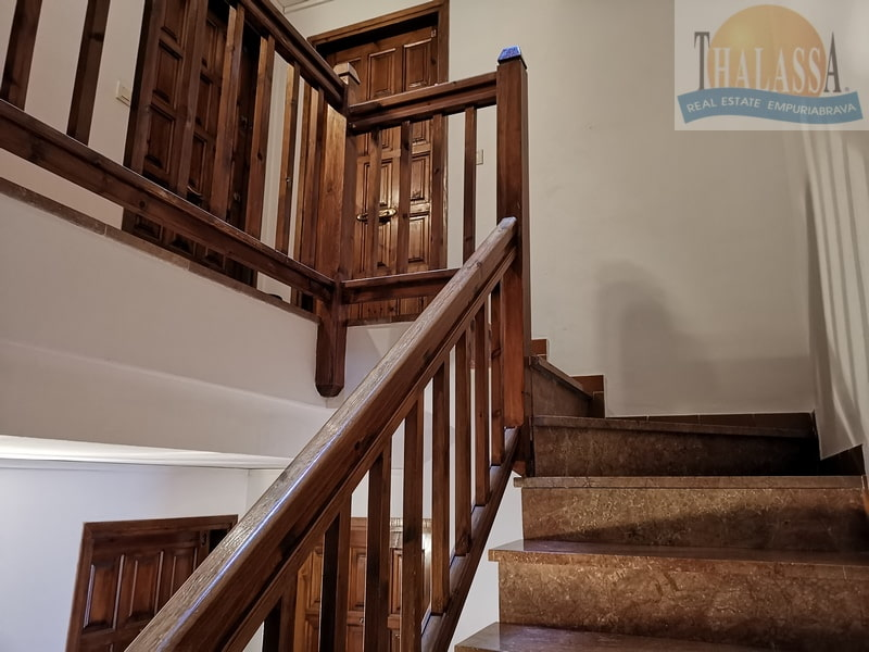 Apartment with canal view - Port Empuries area - Stairs