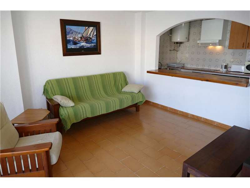 Apartment with canal/sea view - Cavall de mar area - Dining room