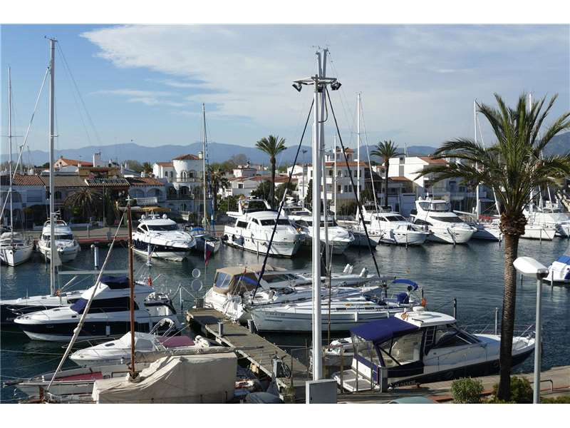 Apartment with canal/sea view - Cavall de mar area - Canal view