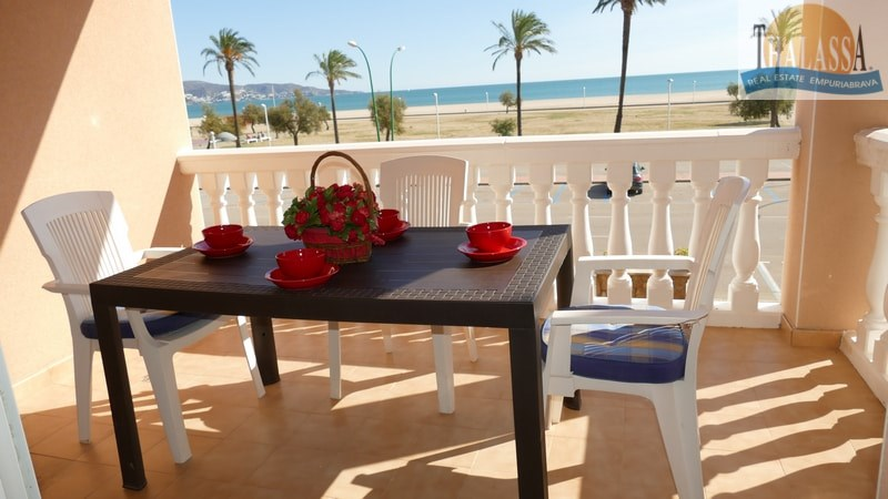 Appartement MARE NOSTRUM - Terrasse
