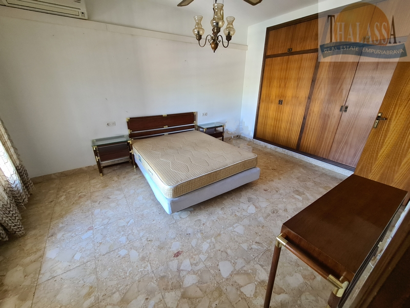 House with mooring- Salins area - Bedroom 4