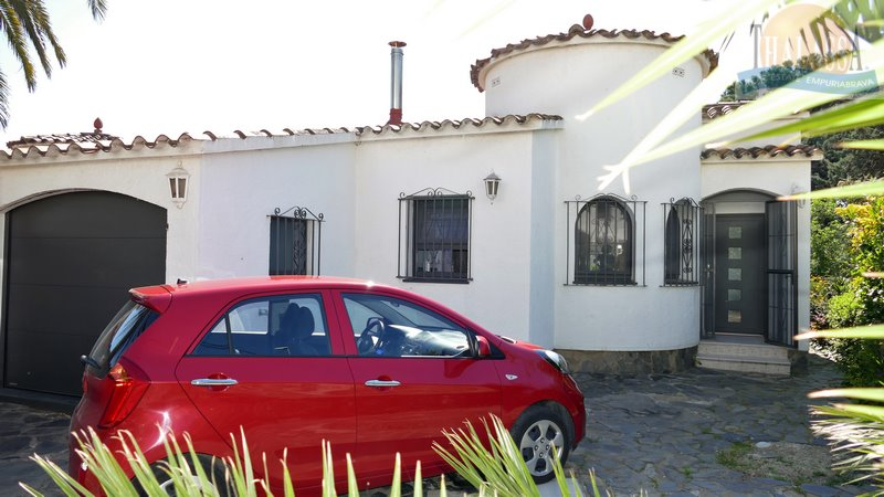 VILLA VALIRA - Parking
