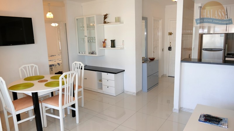 Apartamento CLUB NAUTIC 5 - Sala de estar