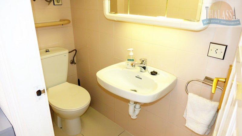 Apartamento CLUB NAUTIC 5 - Lavabo