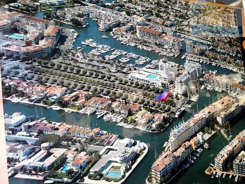 Apartment with big terrace - Club Nautic area - View from the sky