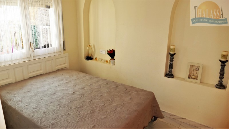 Apartment with big terrace - Club Nautic area - Bedroom