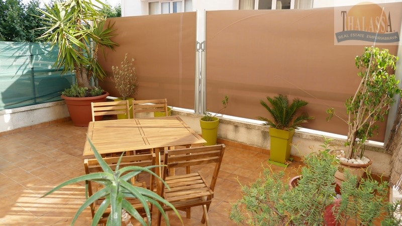 Apartment with big terrace - Club Nautic area - Terrace