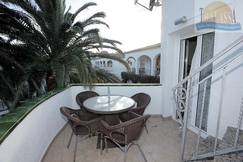 House with 6 apartments - Badia area - Terrace