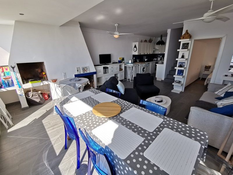 Apartment with sea view in Roses-Canyelles - Bedroom 1